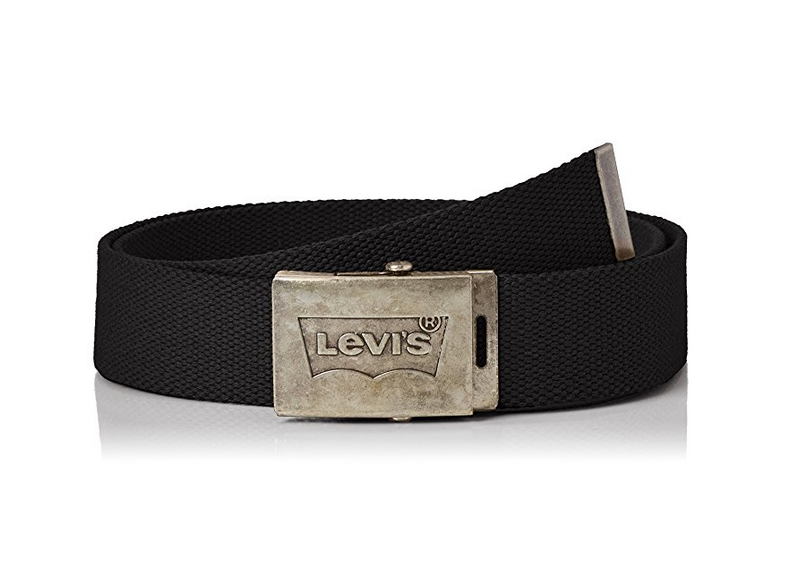 Levi's Batwing Web Belt in canvas
