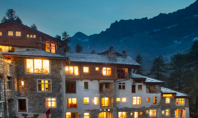 Resort a Cervinia