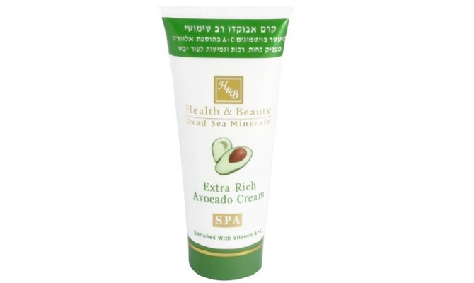 Health & Beauty Crema Corpo Arricchita con Avocado
