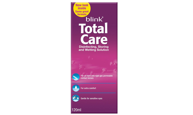 Total Care Care products-gas permeable
