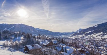 Megeve in inverno