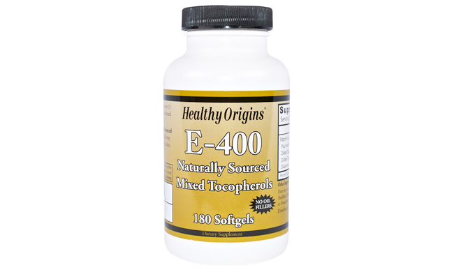 Healthy Origins Vitamin E 400