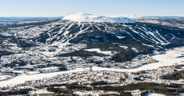 Inverno a Trysil